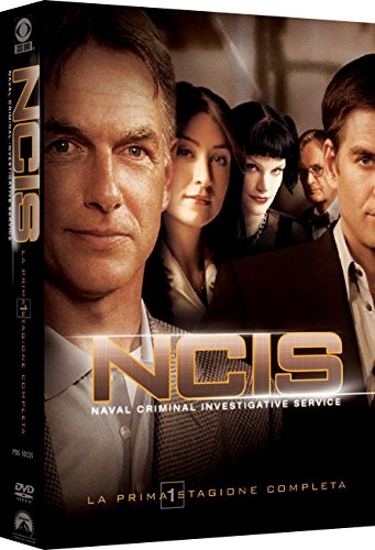 NCIS - Naval criminal investigative service Stagione 01 [6 DVDs] [IT Import]