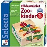 Selecta - 2482 - Puzzle en Bois - Bébés Animaux du Zoo