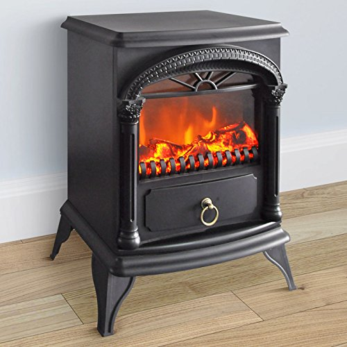 Corliving Fpe-302-F Free Standing Electric Fireplace