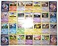 110 Bulk Collectible Pokemon Cards Party Favors