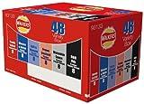 #7: Walkers Crisps Variety Pack 25 g (Pack of 48)