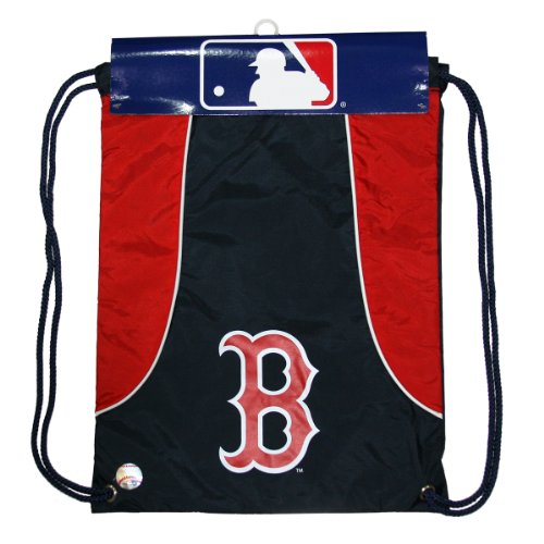 MLB Boston Red Sox Axis Backsack, Blue at Amazon.com