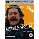Little Malcolm (The Flipside) [Dual Format Edition] [Blu-ray]