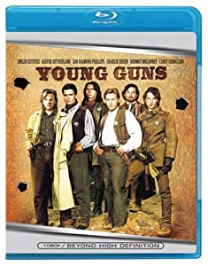 Young Guns [Blu-ray] by Lions Gate