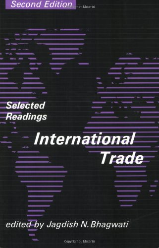 International Trade: Selected Readings