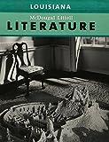 img - for McDougal Littell Literature Louisiana: Student Edition Grade 8 2008 book / textbook / text book