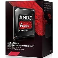 AMD A10 7870K Processors 3.9GHz Socket FM2+ 95W, Black (AD787KXDJCBOX)