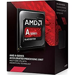 AMD A10-7700K Kaveri Quad-Core 3.4 GHz Socket FM2+ 95W Desktop Processor