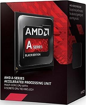 AMD Quad-Core 3.4 GHz Desktop Processor