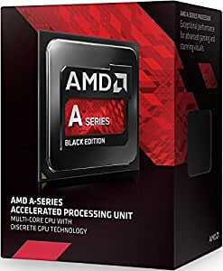 AMD A10-7850K Black Edition Processeur 4 coeurs 3,7 GHz Socket FM2+ Box