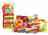 Candy Crate Movie Candy Gift Tower with 16 Theater Sized Boxes
