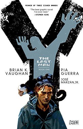 Download Y The Last Man Book One (Y: The Last Man 1)