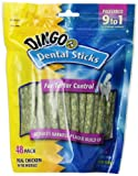 Dingo Brand DDBP45020 48-Pack Dog Dental Sticks