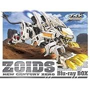 初回生産限定版 ゾイド新世紀/ZERO Blu-ray BOX