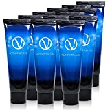 6x Braun V - Activation Gel For Gillette Venus Naked Skin, Light Hair Removal