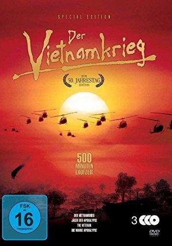 Der Vietnamkrieg - 50 Jahre-Edition (3 DVDs)