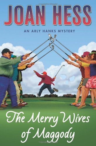 Image of The Merry Wives of Maggody: An Arly Hanks Mystery (Arly Hanks Mysteries)