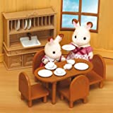 Sylvanian Families - Dining Furniture Set