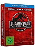 Jurassic Park - Ultimate Trilogy / Limited Steelbook Edition (Blu-ray)