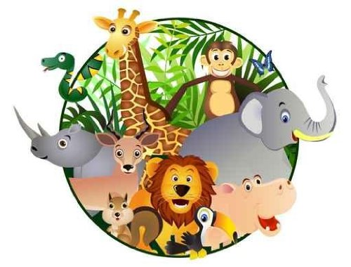 safari cartoon wallpaper - photo #29