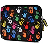 Amzer 7.75 Inch Neoprene Sleeve Colour Palms For Samsung GALAXY Tab 2 7.0, Google Nexus 7, Amazon Kindle Fire...