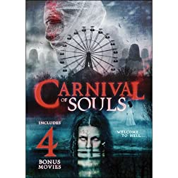 Carnival of Souls Includes 4 Bonus Movies