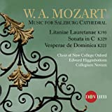 Mozart: Music for Salzburg Cathedral