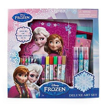 Tri-Coastal Design Frozen Deluxe Art Set - 1