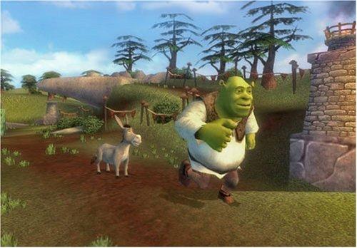 Shrek The Third screenshot