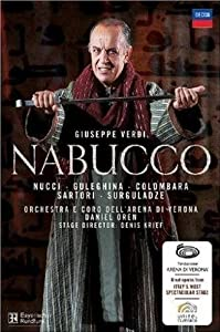Verdi, Giuseppe - Nabucco (GA)
