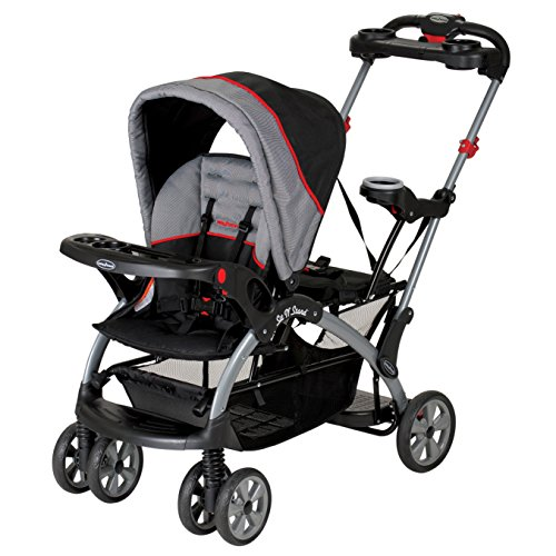Baby Trend Sit N Stand Ultra Stroller, Millennium (Stand And Ride Strollers compare prices)