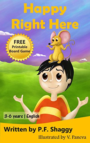 Happy Right Here by P.F. Shaggy ebook deal