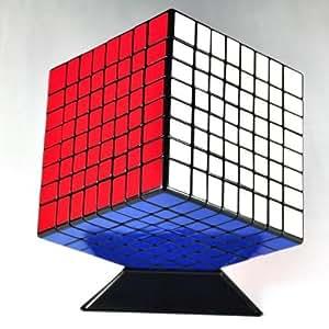 ShengShou® 8x8x8 8cm Black Twisty Speed Cube Puzzle 8x8