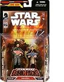Star Wars Expanded Universe Exclusive Bail Organa, Obi-Wan Kenobi & Baby Luke & Leia