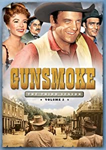 Gunsmoke: The Third Season, Vol. 2 by Paramount