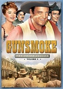 Gunsmoke: Third Season V.2 [DVD] [1958] [Region 1] [US Import] [NTSC]