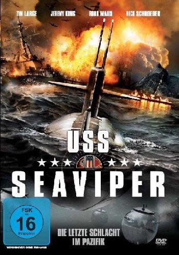 USS Seaviper [DVD] [Alemania]