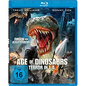 Age of Dinosaurs 3d (Blu-Ray) [Import allemand]