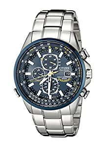 Citizen Men's AT8020-54L Blue Angels Stainless Steel