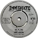 Chris Farlowe Out Of Time / Baby Make It Soon [7