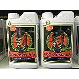 Advanced Nutrients pH Perfect Connoisseur Grow Part A+B Soil Amendments, 1 L (Tamaño: 1 Liter)