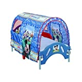 Disney Mickey Mouse Kids Bed/Tent. Fun Canopy Playset For Toddler.Use W/ Children's Furniture Set.Will Make Your Boy/Girl Bedding A Fairytale. Let Them Bunk In Style. On Sale NEW!
