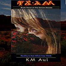 TA'AM: The Senses Novels, Book 3 Audiobook by K M Aul Narrated by Meredith 'Faux' Bradshaw