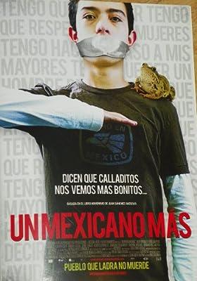 Un Mexicano Mas [NTSC/Region 1&4 dvd. Import - Latin America]