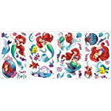 Disney - The Little Mermaid Peel & Stick Wall Decals