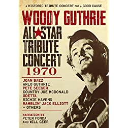Woody Guthrie: All-Star Tribute Concert 1970
