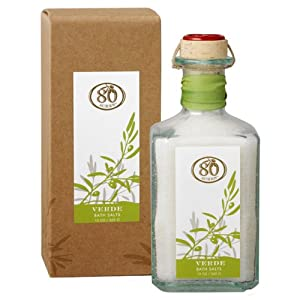 80 Acres Verde Bath Salts