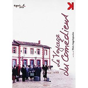Le voyage des comediens - 2 DVD