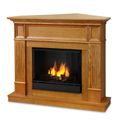 Real Flame 3150-Lo Camden Ventless Gel Fireplace