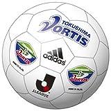 adidas(アディダス) J リーグサインボール 徳島ヴォルティス [ TOKUSHIMA VORTIS ] AMS21VO